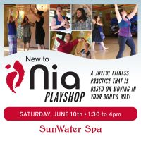 New to Nia Playshop with Mel Stahl