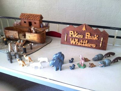 34th Annual Woodcarving and Woodworking Show