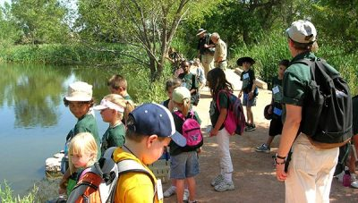 Spring Break Nature Camp: Keepers of the Water