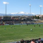 Switchbacks FC vs. Vancouver Whitecaps 2 presented by Colorado Springs Switchbacks FC at Weidner Field, Colorado Springs CO