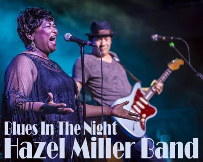 The Hazel Miller Band presented by Stargazers Theatre & Event Center at Stargazers Theatre & Event Center, Colorado Springs CO
