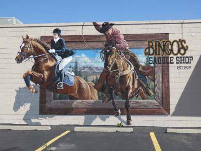 Bingo's D&S Saddle Shop