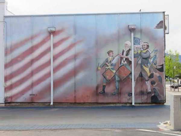 Patriots, Honoring our Nations Veterans