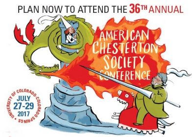 American Chesterton Society Annual Conference presented by ArtPOP Series: A Conversation with Vanessa Little at ,