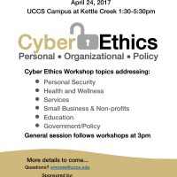 Cyber Ethics: Is there a Code of Ethics on the Internet?