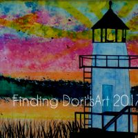 'Finding Dori's Art' presented by Hillside Community Center at Hillside Community Center, Colorado Springs CO