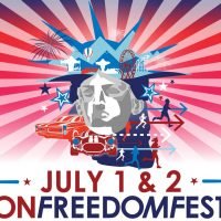 Fort Carson Freedom Fest presented by Iron Horse Park - Ft. Carson at Iron Horse Park - Ft. Carson, Colorado Springs CO