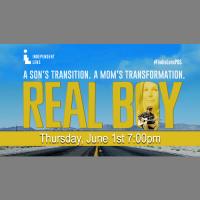 Indie Lens Pop-Up Screening: 'Real Boy'