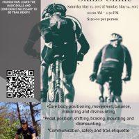 Mountain Biking Skills Clinic presented by Palmer Park at Palmer Park, Colorado Springs CO