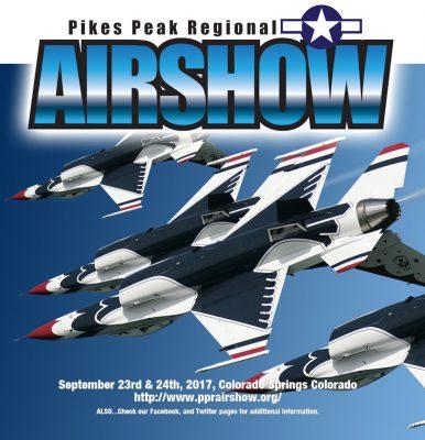 Pikes Peak Regional Air Show