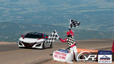 The Broadmoor Pikes Peak International Hill Climb
