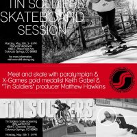 Tin Soldiers Skate Session