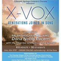 X-VOX: Generations Joined in Song