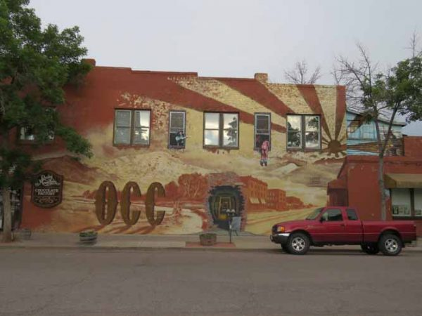 Old Colorado City History and Influences