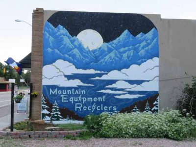 Mountain Equipment Recyclers-Business Name