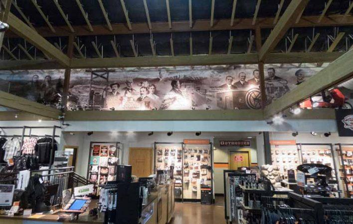 Pikes Peak Harley-Davidson and Colorado Springs History