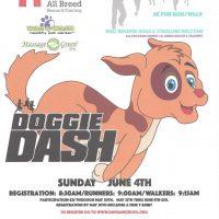 6th Annual Doggie Dash 5K Walk/Run