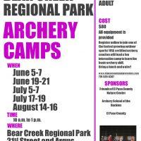 Archery Camps