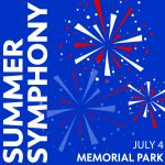 Summer Symphony at Memorial Park presented by Colorado Springs Philharmonic at Memorial Park, Colorado Springs, Colorado Springs CO