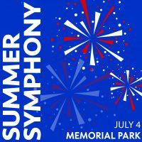 Summer Symphony at Memorial Park