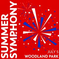 Summer Symphony at Woodland Park