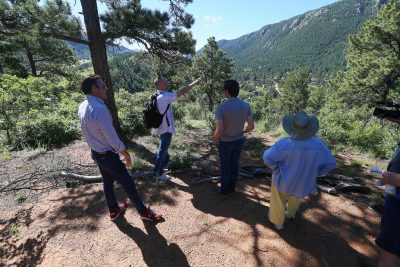 Green Box Arts Festival: Nature Hike and Trail Extension Dedication presented by Green Box Arts Festival at ,