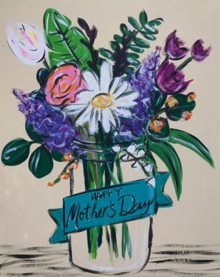 Mother's Day Paint Party presented by Garden of the Gods Trading Post at ,