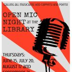 Open Mic Nights presented by Pikes Peak Library District at PPLD - Penrose Library, Colorado Springs CO