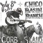 Ranchlands Concert Series: Corb Lund & Slaid Cleaves presented by Chico Basin Ranch at Chico Basin Ranch, Colorado Springs CO