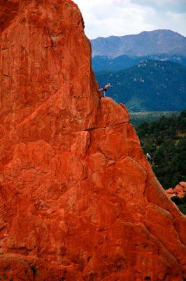 Rock Climbing Class: How to Climb