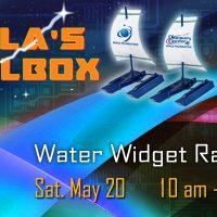 Tesla's Toolbox: Water Widget Races