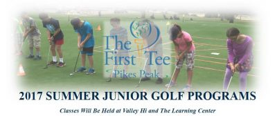 The First Tee Pikes Peak Summer Junior Golf Programs presented by Peak Radar Live: Colorado Springs Dance Theatre at ,