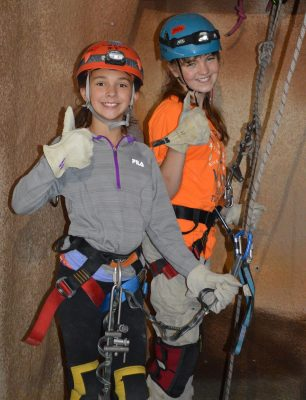 Vertical Caving Camps presented by Cave of the Winds at ,