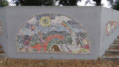 Playpark Mural