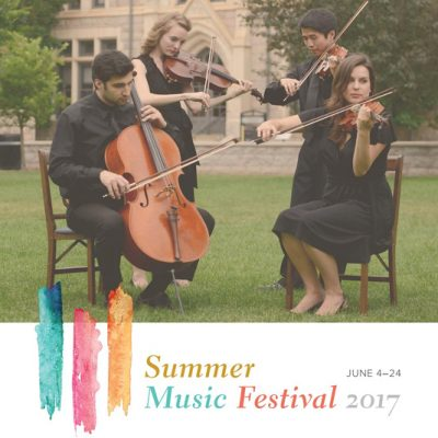 Colorado College Summer Music Festival