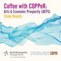 Coffee with COPPeR: Arts & Economic Prosperity Study Results