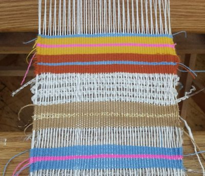 STAR Nights | Kids | Frame Loom Weaving presented by Textiles West at Cottonwood Center for the Arts, Colorado Springs CO