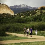 """""""Get Fit in the Garden"""" Garden of the Gods Weekly Wellness Walk presented by Garden of the Gods Visitor & Nature Center at Garden of the Gods Visitor and Nature Center, Colorado Springs CO"""