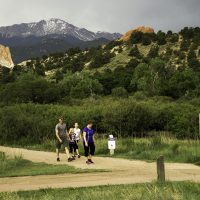 'Get Fit in the Garden': Garden of the Gods Wellness Walks