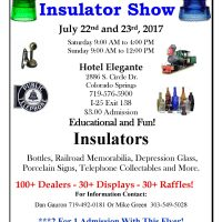 48th Annual National Insulator Show & Convention