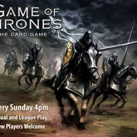A Game of Thrones LCG Casual & League Play