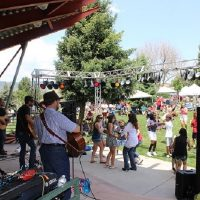 Beer Garden and Live Music