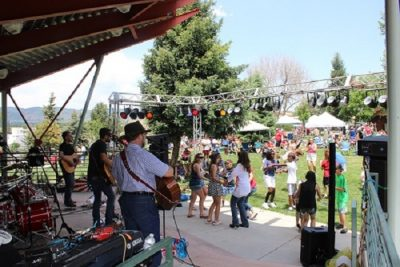 Beer Garden and Live Music presented by Tri-Lakes Chamber of Commerce and Visitor Center at Limbach Park, Monument CO