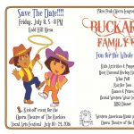 Buckaroo BBQ II presented by Pikes Peak Opera League at ,