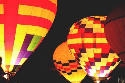 Colorado Springs Balloon Glow