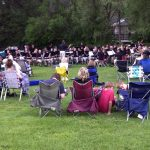 New Horizons Creekside Concert presented by Friends of the New Horizons Band of Colorado Springs at ,