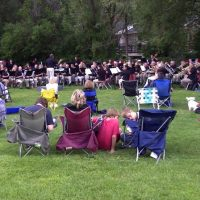 New Horizons Creekside Concert