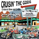 Cruisin' The Gods: Car Show and Cruise presented by  at ,