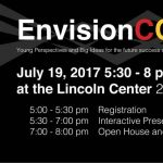 EnvisionCOS: Young Perspectives presented by  at ,