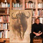 Ezra Tucker presented by Broadmoor Galleries at Broadmoor Galleries - Western, Wildlife and Sporting Gallery, Colorado Springs CO